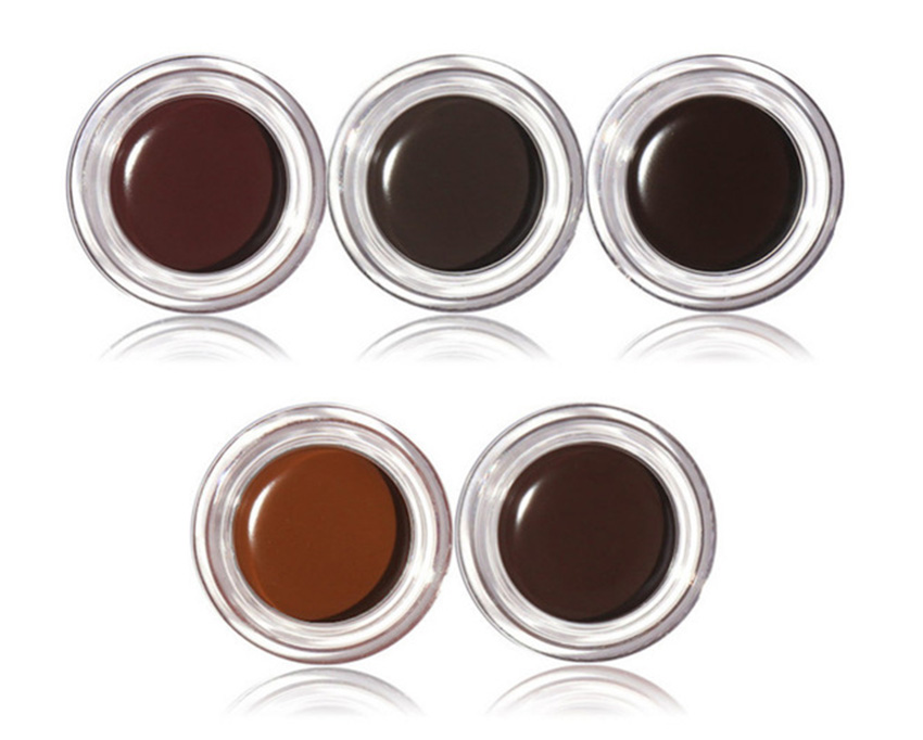 Private label waterproof eyeliner gel